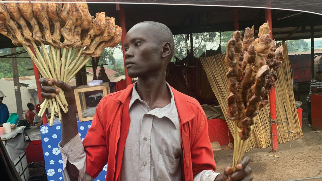 Namawojjolo Chicken